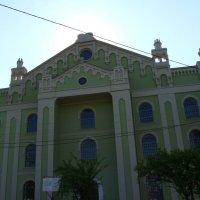 Еврейская  синагога  в  Дрогобыче :: Андрей  Васильевич Коляскин