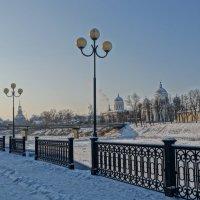 Торжокские фонари :: Ирина Шурлапова