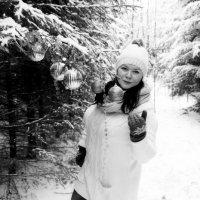Черно белое :: Ольга Чирятникова