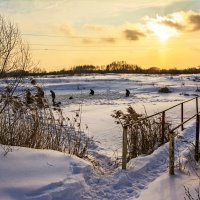 Зима.Ветер.Мороз. :: Александр Тулупов