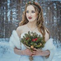 Лесная фея :: Екатерина Бурдыга