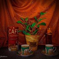 Аромат кофе :: Nina Yudicheva