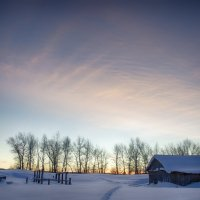 рассвет зима :: Константин Филякин