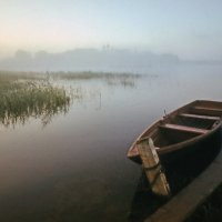 Утро в Ферапонтове :: Валерий Талашов