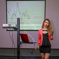 На Лекции :: Таня Харитонова