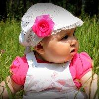 Хорошо в деревне летом... :: Алина Лисовская
