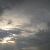 Небо, всегда такое разное... :: Irina Gizhdeu