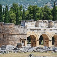 Развалины старого города Иераполиса :: Paparazzi