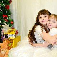 Две сестры :: Ольга Елина