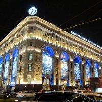 Центральный детский магазин :: Дмитрий Никитин