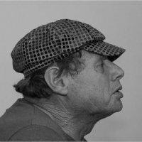 Мужской портрет в профиль. :: Борис Аарон