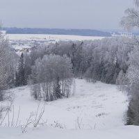 Белым-белы лежат снега :: Владимир Максимов