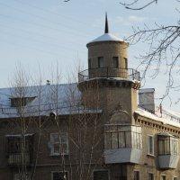 Башня :: Александр Подгорный