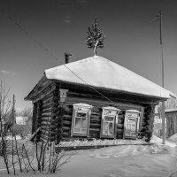 И в деревне Новый год! :: Владимир Чуприков