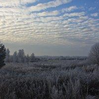 Зимний пейзаж :: Игорь Герман
