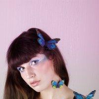 Fly...Butterfly :: Анна Шуваева