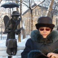 Петербургский ангел на посту... :: ii_ik Иванов