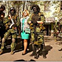 Мои зелёные человечки :: Кай-8 (Ярослав) Забелин