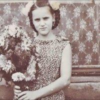 Валя. 1962 год :: Нина Корешкова
