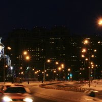 Вечерние ритмы. :: leonid kononov