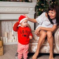 Новогодние няшка :: Наталья Петрова