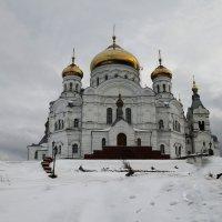 Белогорский мужской монастырь. :: Наталья