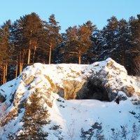 Пещера :: Александр Подгорный