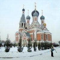 Кафедральный собор им  Преображения  Господня .г. Бердск. :: Мила Бовкун