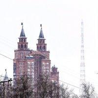 Башни :: Александр