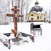 Храм всех святых в земле русской просиявших. :: Виктор Орехов