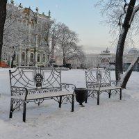 Зима в городе. :: Милана Гресь