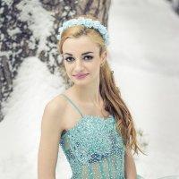 Снежная королева :: Виктор Зенин