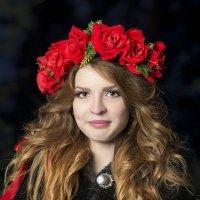 Зимние цветы :: Виктор Зенин