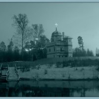 Крещенская купель :: Александра