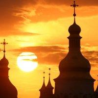 золото с небес :: Магдалина Терещенко