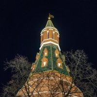 Угловая Арсенальная башня Московского Кремля :: Константин Фролов