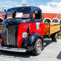 1947 Ford Cab Over :: Elena Spezia