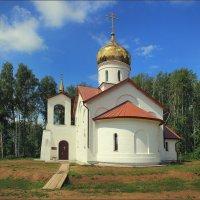 Храм Св. Троицы :: Алексей Макшаков