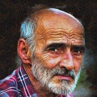 Портрет, DAP, масло... :: Павел Петрович Тодоров