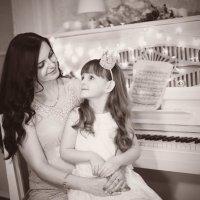 Дочки-матери.. :: Юлия Романенко