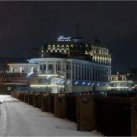 Речной порт, Днепр,Киев :: Виктор Марченко