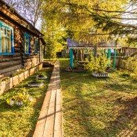 Домик в деревне :: Дмитрий Гольнев