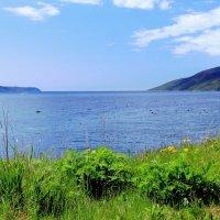 Охотское море. Лето :: Iverinka .