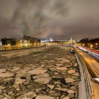 Ветренно-ледяная Москва :: Pavel Stolyar