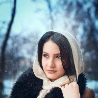 зимний портрет :: Наталья