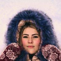 Современная Снегурочка :: Дарья Гречина