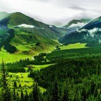горы Каракола :: Ann Sidorova