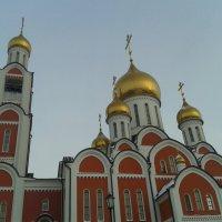 Храм Георгия Победоносца в Одинцово :: Аlexandr Guru-Zhurzh