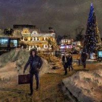 Неужели? Какая щемяще-нежданная встреча! :: Ирина Данилова