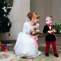 Ирина и малыш :: Andrey Ogryzkov